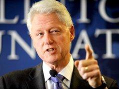 Bill Clinton Végan (ancien président des Etats-Unis)