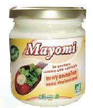 Mayomi - mayonnaise végétale