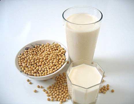 lait de soja-fait maison