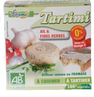 Tartimi Ail et Fines Herbes (crème fromagère végétale)