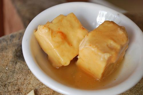 Tofu fermenté